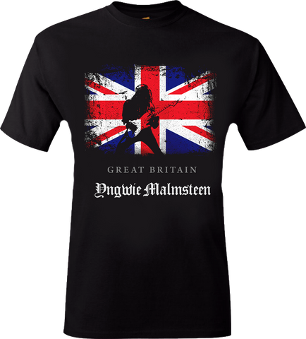 Britain World Tee