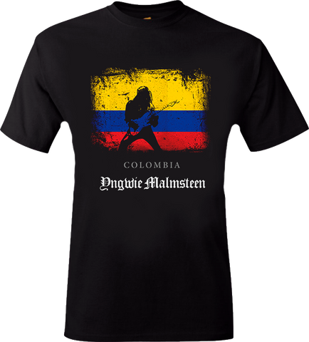 Colombia World Tee