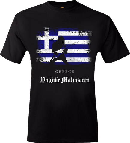 Greece World Tee