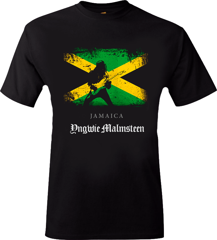 Jamaica World Tee