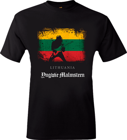 Lithuania World Tee