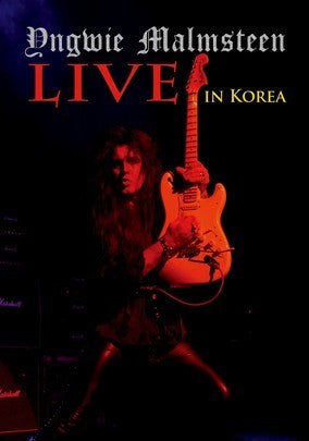 Live in Korea (Live DVD)