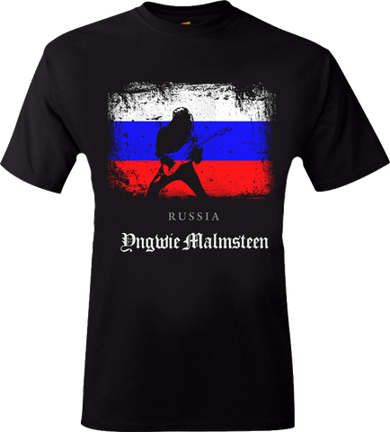 Russia World Tee