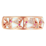 Eros Enamel Bangle