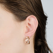 Eros Full Circle Earrings
