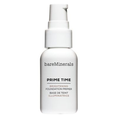 Bare Minerals: PRIME TIME® BRIGHTENING FOUNDATION PRIMER