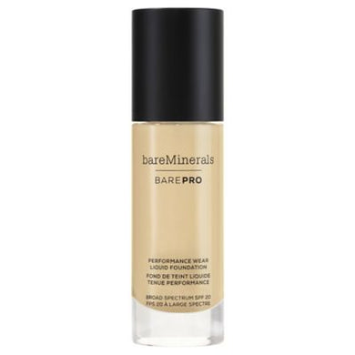 Bare Minerals: BAREPRO® PERFORMANCE WEAR LIQUID FOUNDATION SPF 20 - The Vogue Boutique