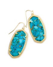 Load image into Gallery viewer, Kendra Scott: Elle Gold Earring