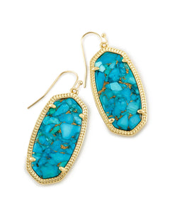 Kendra Scott: Elle Gold Earring