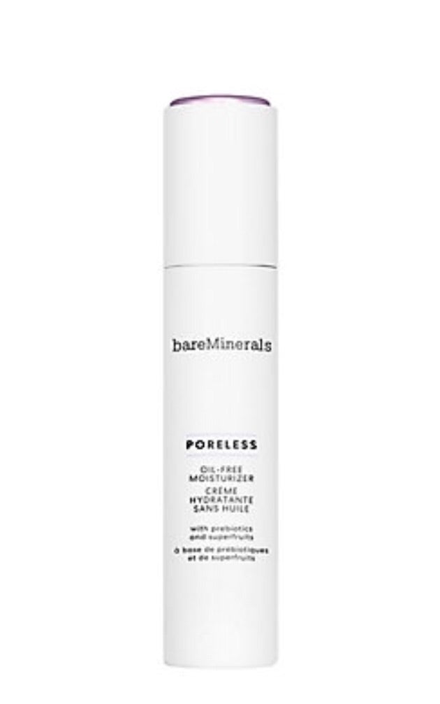 Bare Minerals: Poreless Oil-Free Face Moisturizer - The Vogue Boutique