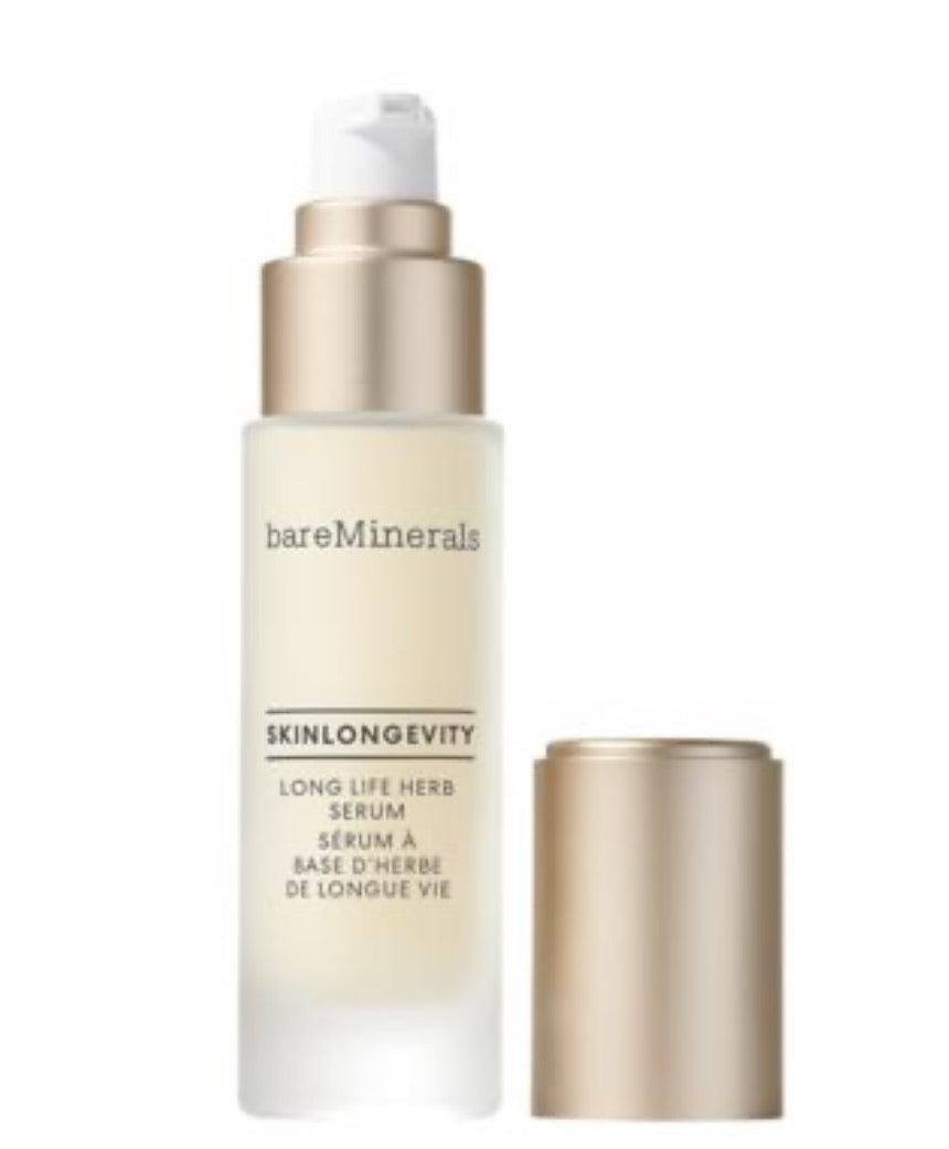 BareMinerals: Skinlongevity Long Life Herb Serum 30mL - The Vogue Boutique