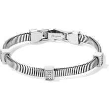 Load image into Gallery viewer, Brighton Meridian Zenith Tubogas Bracelet JF7381 - The Vogue Boutique