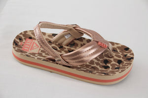 Reef: Little Ahi Girl's Sandals - The Vogue Boutique