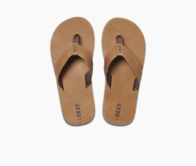 Reef: Kids Leather Smoothy - The Vogue Boutique