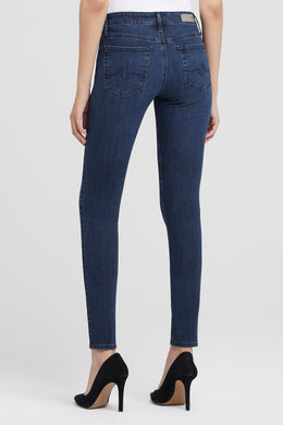 AG High-Rise Farrah Skinny in PXCL - LCN1379 - The Vogue Boutique