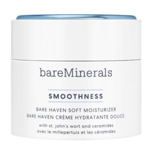 Bare Minerals: SMOOTHNESS BARE HAVEN® ESSENTIAL MOISTURIZING SOFT CREAM - The Vogue Boutique