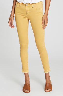 Dear John: Gisele - Canary Yellow - The Vogue Boutique