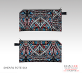 Shears Tote by Charlee