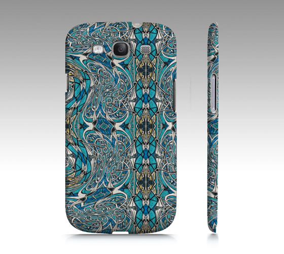 Charlee Time Lapse Samsung Galaxy S3 Case