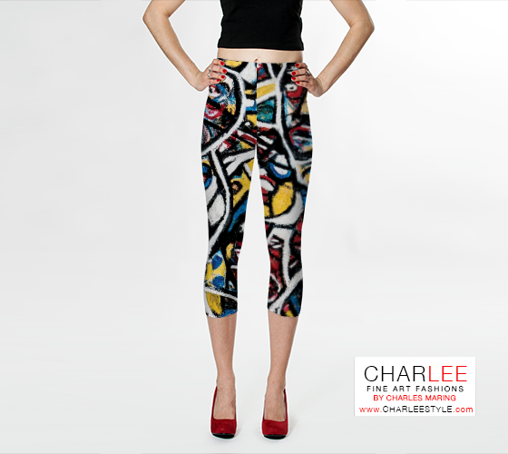 Charlee The Messenger Capris