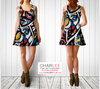 Charlee The Messenger Flare Dress
