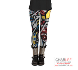 Charles The Messenger Leggings Alt View