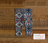 Charlee Shears Baby Leggings Front View