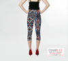 Charlee Shears Capris Back View