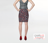 Charlee The Dream Fitted Skirt