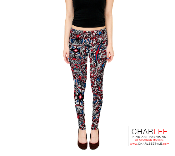 Charlee The Dream Leggings Front