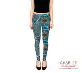 Charlee Time Lapse Leggings Front View