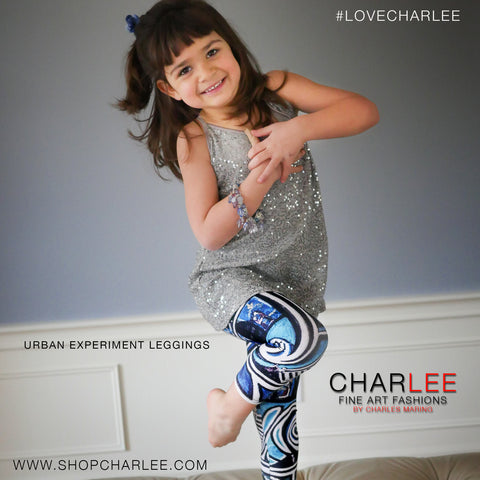 Charlee Urban Experiment Shorts and Swimwear