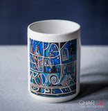 Charlee Urban Experiment Coffee Mugs