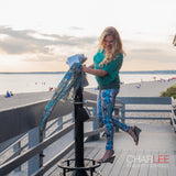 Luxury Athleisure Leggings by Charlee