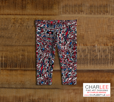 Charlee Time Lapse Baby Leggings