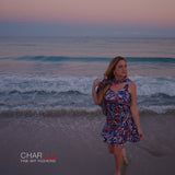 Charlee The Dream Flare Dress South Beach