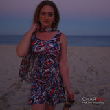 Charlee The Dream Flare Dress Front