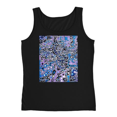 Charlee The Messenger Women's Tank Top