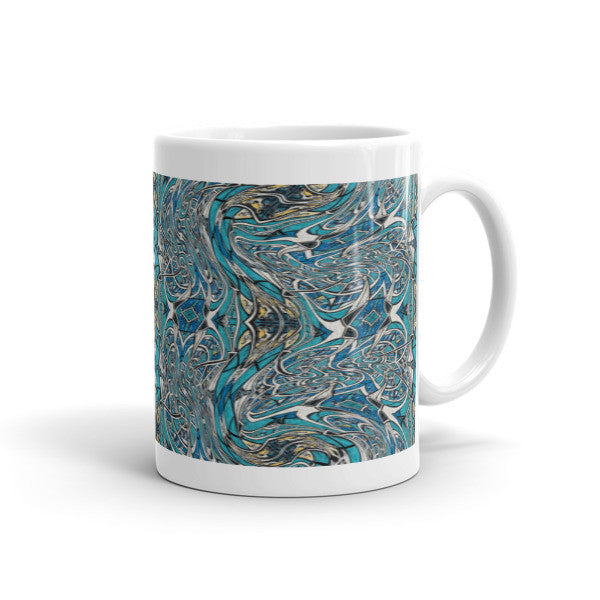 Charlee Time Lapse Coffee Mugs Left Side