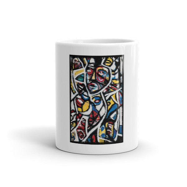 Charlee The Messenger Coffee Mugs Front