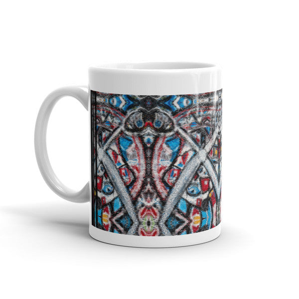 Charlee Shears Coffee Mugs 11oz Right Side