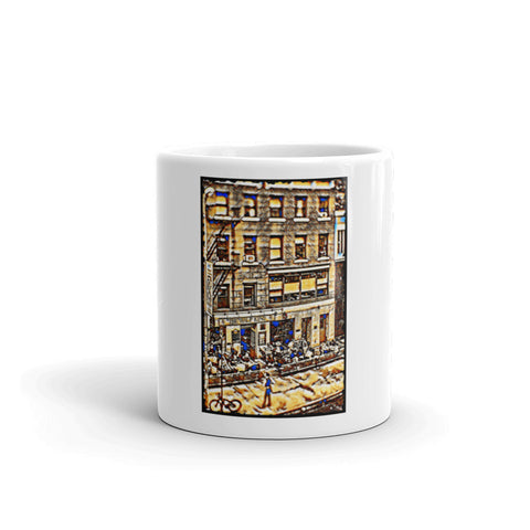Charlee NYC West Side Yards Mug