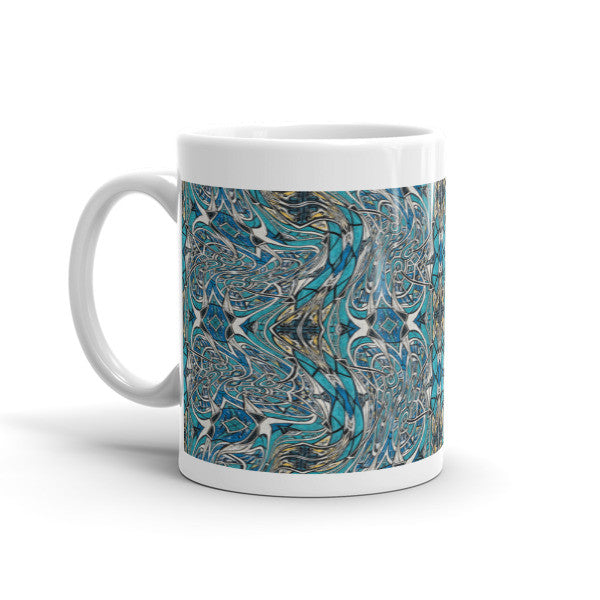 Charlee Time Lapse Coffee Mugs Right Side