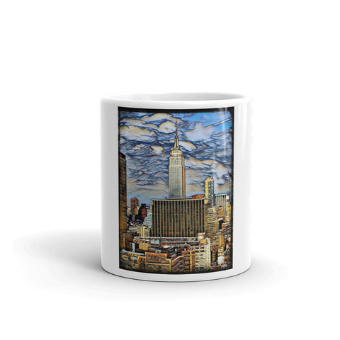 Charlee NYC The Half King Mug