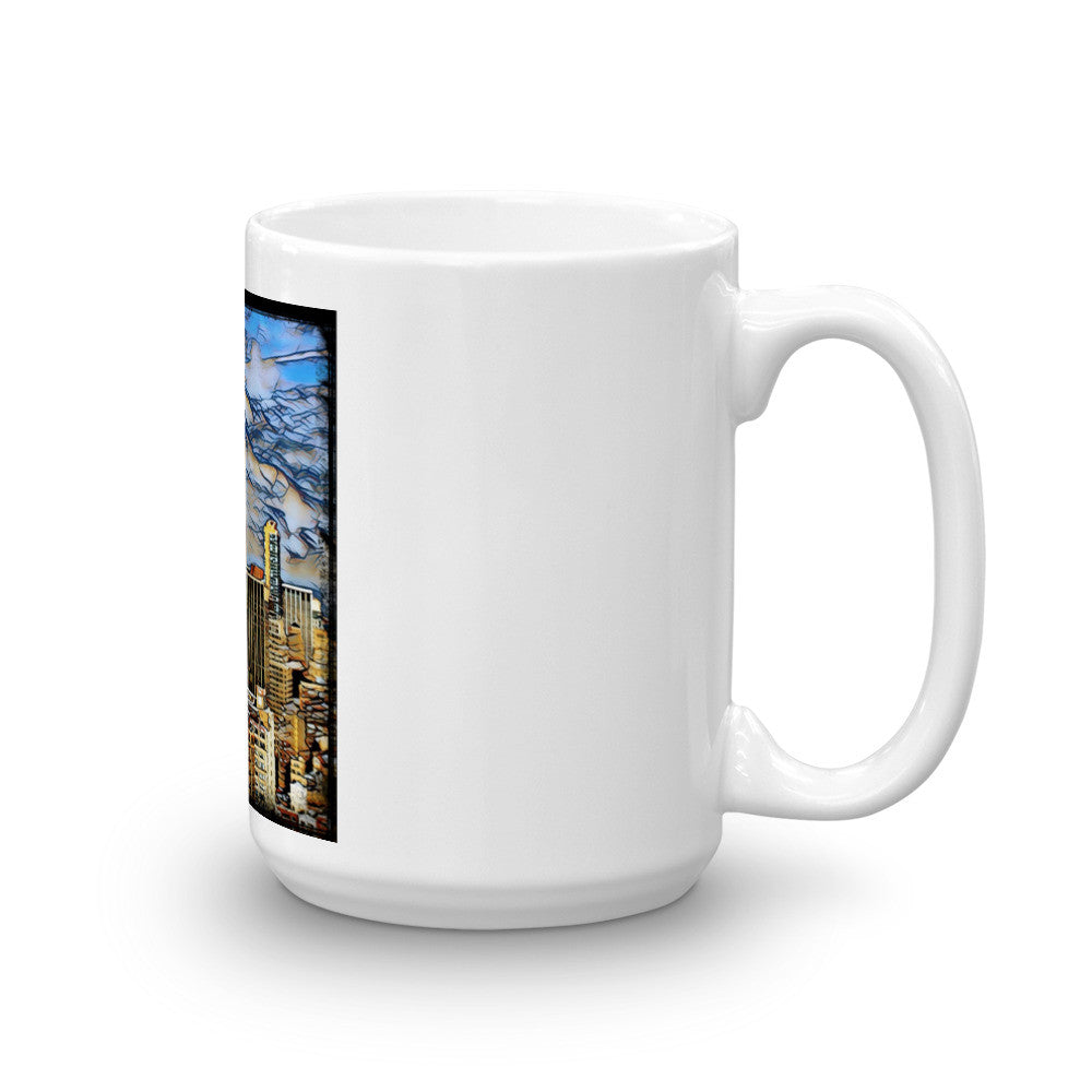 Charlee NYC Empire State Building Mug