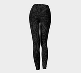 Charlee Shears Leggings NOIR