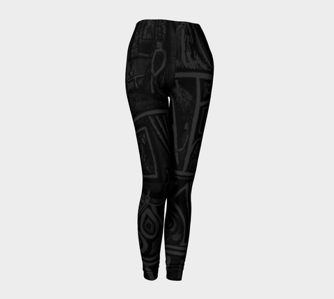 Charlee Time Lapse NOIR Leggings