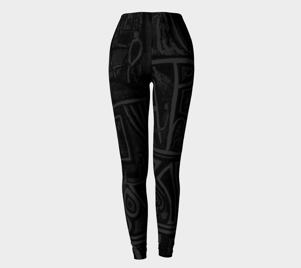 Charlee Urban Experiment NOIR Leggings