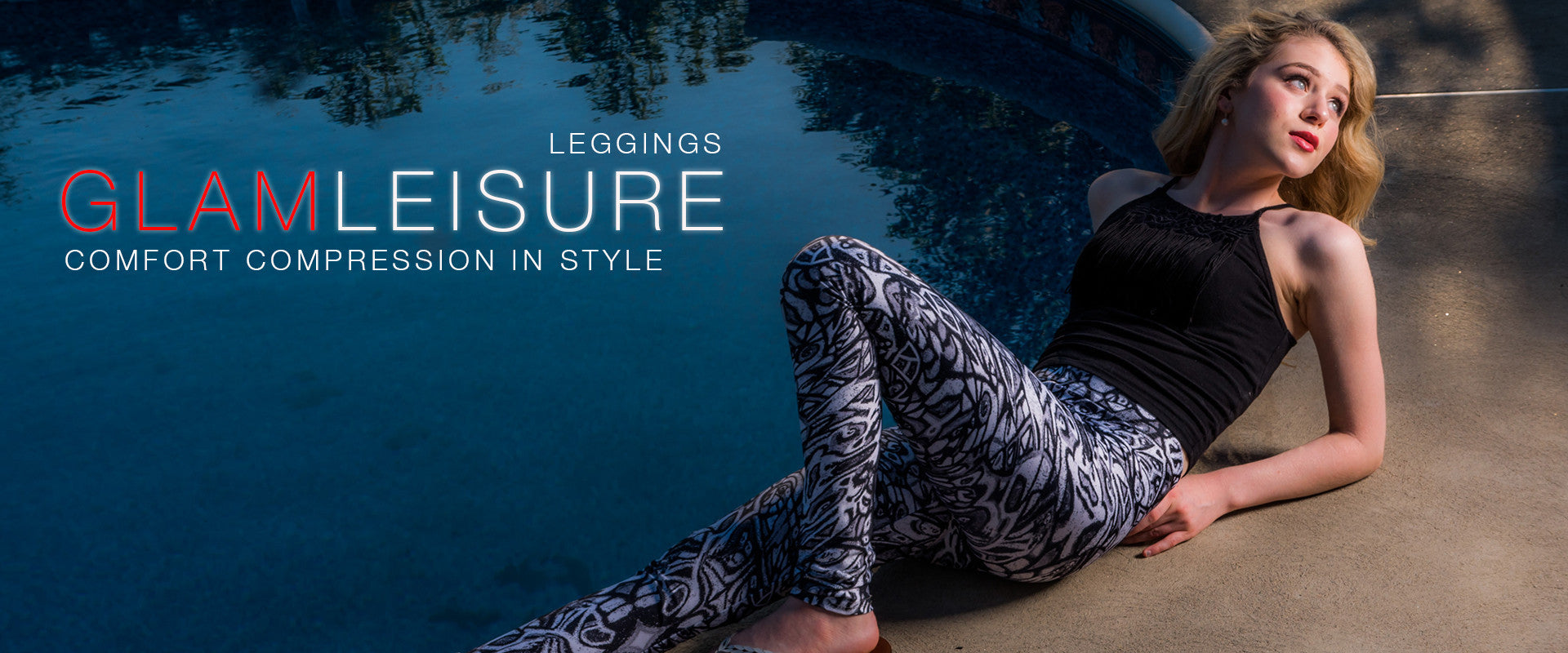 Glamleisure Leggings by Charlee