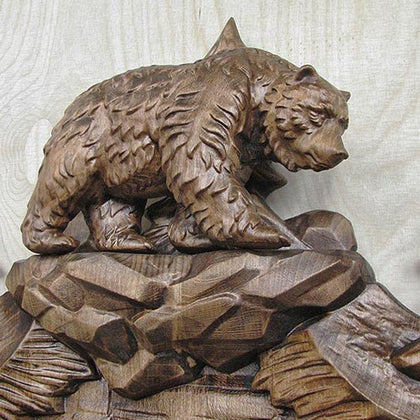 Woodcarving & Pyrography